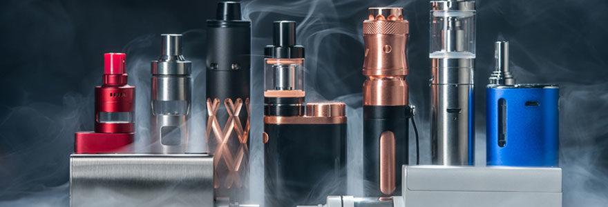 Acheter des ecigarettes et des e-liquides
