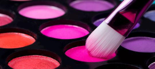 choisir sa palette de maquillage